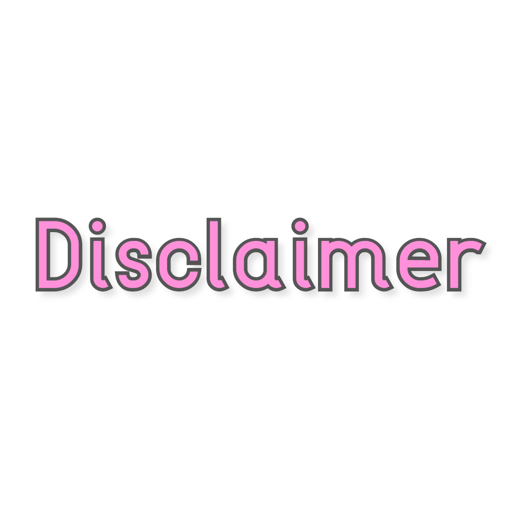 Legal Pages | Disclaimer