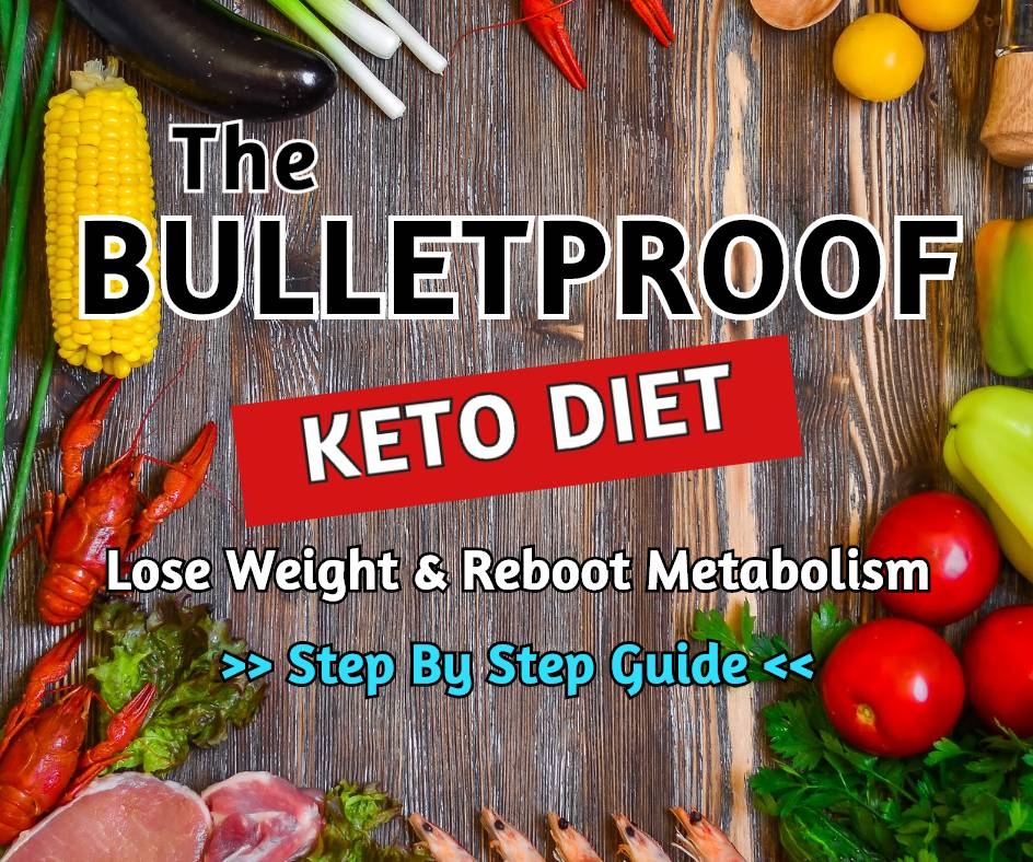 The BulletProof Kito Diet is Complete guide on how to Lose Weight And Reboot Your Metabolism