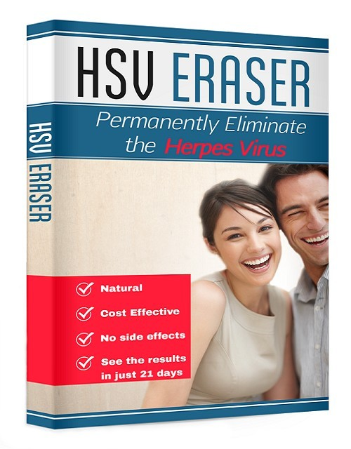 Herpes Eraser | Permanently Eliminate Herpes Virus From Your Body