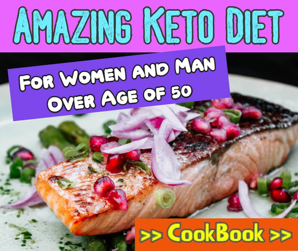 Keto After 50 | Keto Diet Plan For Women & Man Over Age of 50